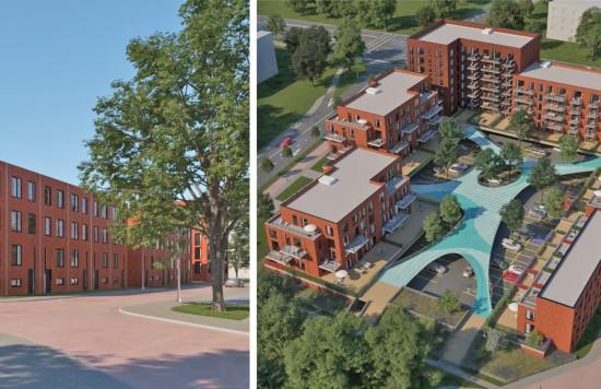 Verstrekte hypothecaire lening op een nieuw te bouwen woning met een exitfee van € 4.237,50 te Nieuwegein
