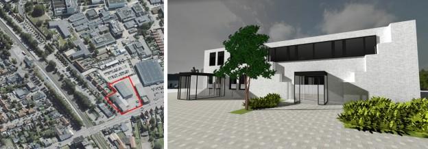 Te verstrekken hypothecaire lening op een bedrijfsruimte bestemd voor de verhuur te Boxmeer
