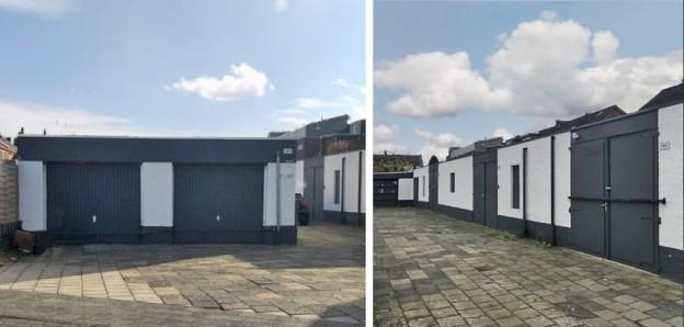 Te verstrekken hypothecaire lening op zeven garageboxen bestemd voor de verhuur te Kerkrade