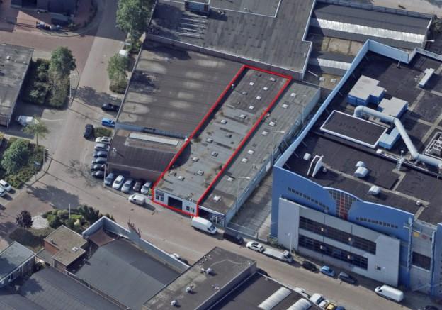 Te verstrekken hypothecaire lening op een bedrijfsruimte te Deventer