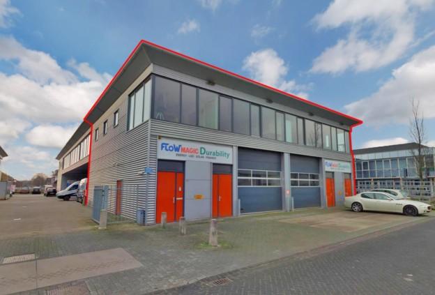 Te verstrekken hypothecaire lening op een bedrijfsruimte bestemd voor de verhuur te Kwintsheul