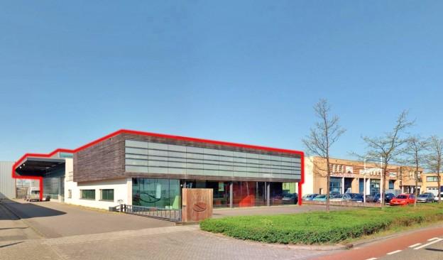 Te verstrekken hypothecaire lening op een bedrijfsruimte voor eigen gebruik te Noordwijk