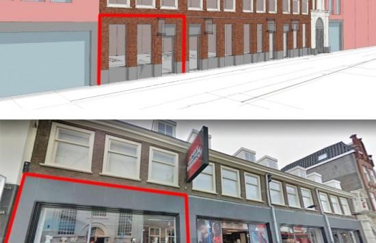Verstrekte hypothecaire lening op een nieuw te bouwen commerciële ruimte bestemd voor eigen gebruik te Dordrecht