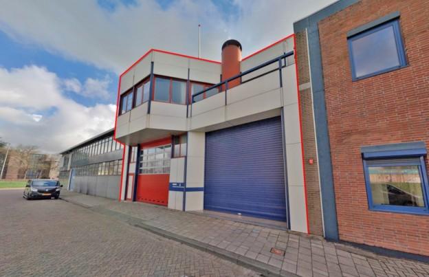 Te verstrekken hypothecaire lening op een bedrijfsruimte deels voor eigen gebruik en deels voor de verhuur te Rotterdam