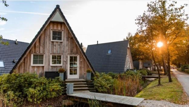 Te verstrekken hypothecaire lening op een nieuw gebouwde WellnessLodge bestemd voor de verhuur te Hellendoorn