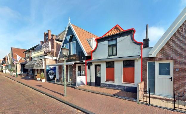 Te verstrekken hypothecaire lening op een te verbouwen woning met een exitfee van € 695,- te Urk