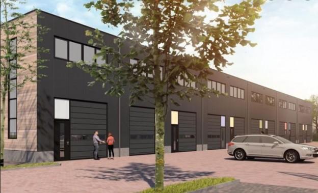 Te verstrekken hypothecaire lening op een nieuw te bouwen bedrijfsruimte, bestemd voor eigen gebruik, te Soest