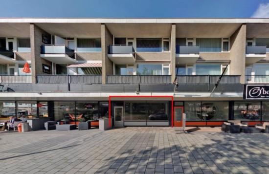 Verstrekte hypothecaire lening op een commerciële ruimte bestemd voor eigen gebruik te Stadskanaal