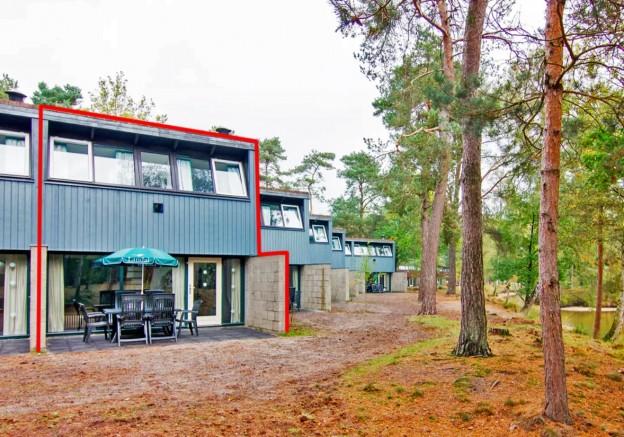 Te verstrekken hypothecaire lening op een recreatiewoning bestemd voor de verhuur te Hapert