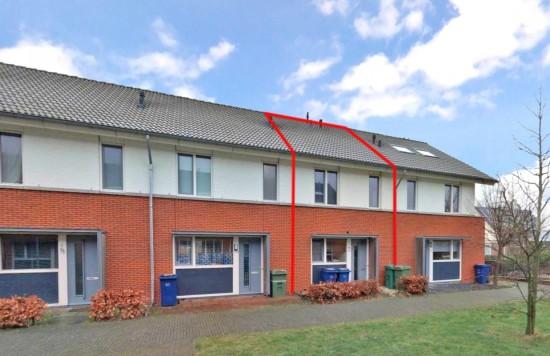 Verstrekte hypothecaire lening op een woning bestemd voor de verhuur te Almere