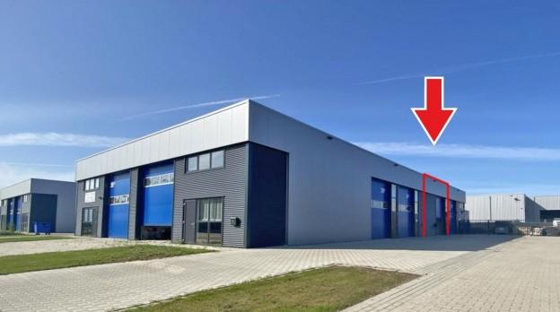 Te verstrekken hypothecaire lening op een bedrijfsruimte bestemd voor de verhuur te Enschede