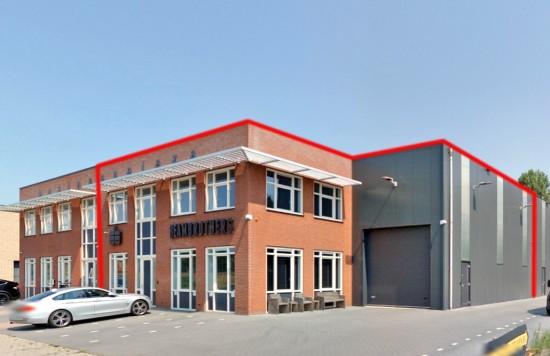 Overgenomen hypothecaire lening op een bedrijfsruimte met kantoor te Culemborg