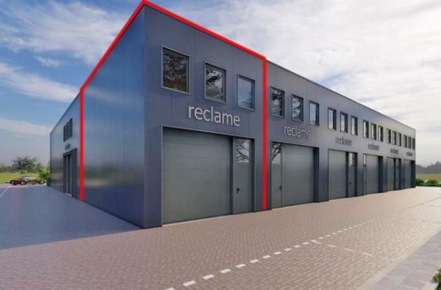 Te verstrekken hypothecaire lening op een nieuw te bouwen bedrijfsunit met twee parkeerplaatsen bestemd voor eigen gebruik te Nijmegen