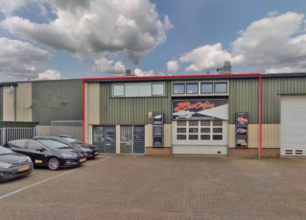 Te verstrekken hypothecaire lening op een bedrijfsruimte deels bestemd voor eigen gebruik en deels bestemd voor verhuur te Nederhorst den Berg