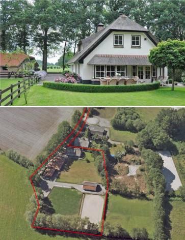 Te verstrekken hypothecaire lening op een woonboerderij met paardenstallen en een te realiseren Bed & Breakfast te Terschuur
