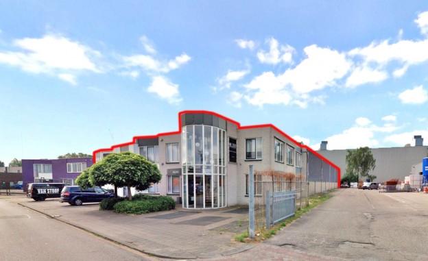 Te verstrekken hypothecaire lening op een bedrijfscomplex met kantoorruimtes en bovenwoning bestemd voor de verhuur te Breda