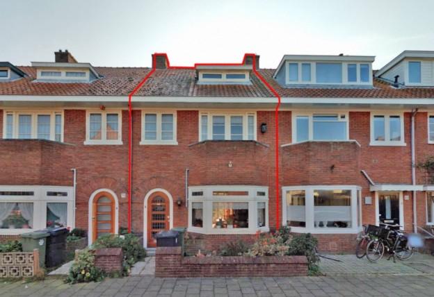 Te verstrekken hypothecaire lening op een te renoveren woning bestemd voor de verkoop met een exitfee van € 1.125,- te Haarlem