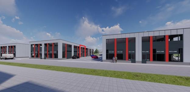 Te verstrekken hypothecaire lening op een nieuw te bouwen bedrijfsruimte bestemd voor de verhuur te Enschede