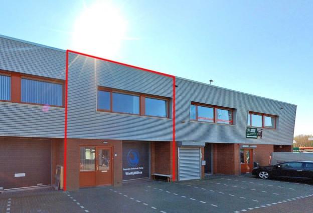 Te verstrekken hypothecaire lening op een bedrijfsruimte deels bestemd voor de verhuur en deels voor eigen gebruik te Almere